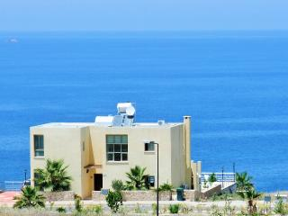 STUNNING private Villa, with Outstanding Sea view - Akrotiri vacation rentals