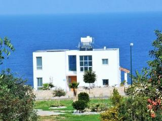 STUNNING Cliff top villa overlooking the sea - Kyrenia vacation rentals