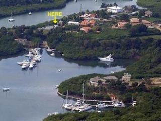Water front Villa 50' Dock, mountain & water views - Punta Rucia vacation rentals