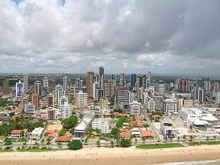 Flat in seaside 2 bedrooms, swimming pool &  garage - Joao Pessoa vacation rentals
