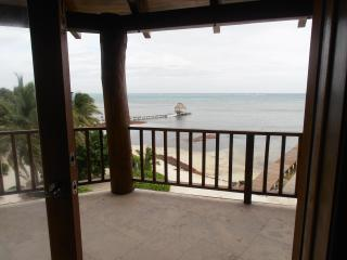 Luxurious 3BR Beach Front Villas 1C - Belize Cayes vacation rentals