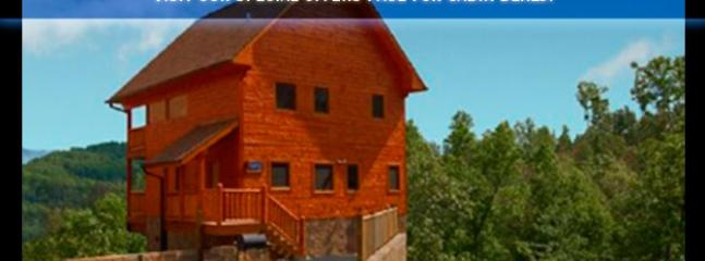 A Mountain Paradise - Sevierville vacation rentals