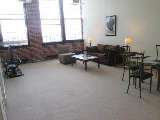 Lux Providence Loft Style 2BR, WiFi - Rhode Island vacation rentals