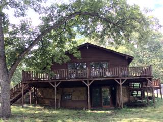 Canyon Hill Cabin - Oklahoma vacation rentals