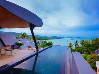 Brand New 3 And 4 Bedroom Sea View Villas In Rawai - Rawai vacation rentals