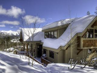 3+BD Mountain Home: Private Hot Tub, Ski-In/Out, Perfect Yellowstone Getaway! - Big Sky vacation rentals