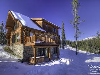 4BD Cabin: Year-Round Mountain Getaway Near Yellowstone w/Direct Ski Access - Big Sky vacation rentals