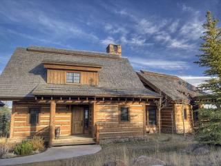 Luxury 4+ Bedroom Mountain Cabin Near Yellowstone: Private Club Ammenities - Montana vacation rentals