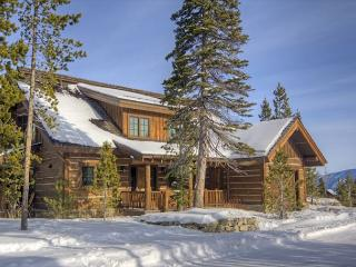 3BD Cabin in Private Ski & Golf Community: Private Hot Tub, Club Amenities - Big Sky vacation rentals