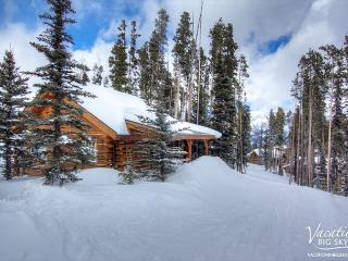 2BD Mountaintop Log Cabin for Your Summer Yellowstone Getaway! - Big Sky vacation rentals