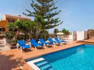 Deluxe Villa for 12 at Salobre Village (Tablero Maspalomas) - Grand Canary vacation rentals