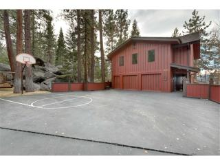 Deluxe 3 Story Lakefront Home with Private Beach and Hot Tub (SK09) - Zephyr Cove vacation rentals