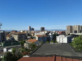 Nice cozy apartment overlooking Milan's roofs - Milan vacation rentals