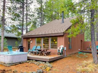 Enjoy a private hot tub at this pet-friendly home - Sunriver vacation rentals