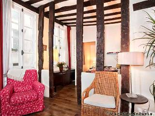 St. Paul Refined Parisian 1 Bedroom - Paris vacation rentals
