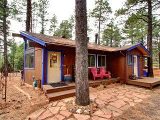 Sunny Pines Flagstaff - a Cozy Couples Cabin - Flagstaff vacation rentals