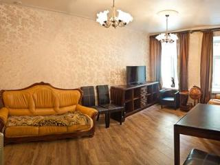 Newly renovated apartment near the metro stop - Russia vacation rentals