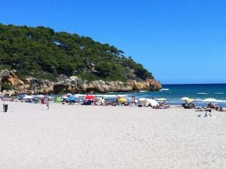 Apartment,sea view, privat garden&pool,near beach - Tarragona vacation rentals