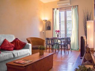 Gaudi-2: Rustic apartment on Rambla Catalunya - Barcelona vacation rentals