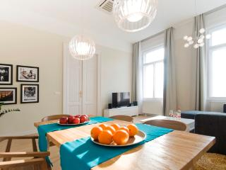 Bright huge downtown flat for max 6 - Budapest vacation rentals