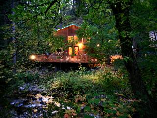 Creekside Cabin - Sundance vacation rentals