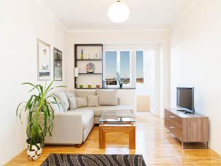 Central Sunny 1 Bedroom Apartment → AMAZING VIEW! - Belgrade vacation rentals