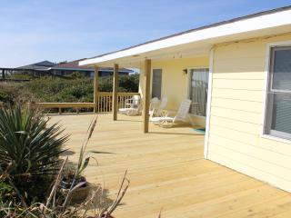 Ocean Front Home, 6 Bedrooms, Pet Friendly - Topsail Beach vacation rentals