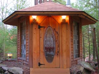 Art Cabin in the Woods - Lackawaxen vacation rentals