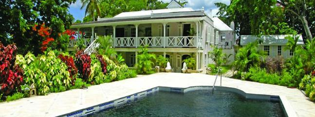 SPECIAL OFFER: Barbados Villa 27 Spectacular, Remodelled Estate House Nestled In A Secluded Clutch Of Mahogany Trees At The End  - Saint Michael vacation rentals