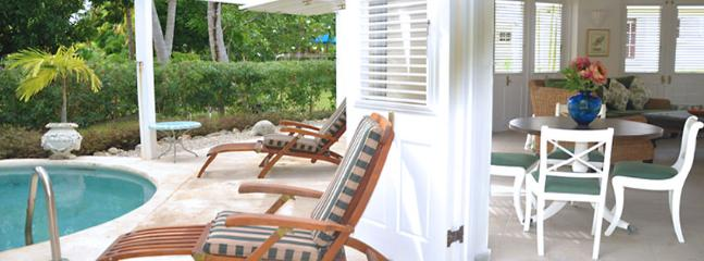 SPECIAL OFFER: Barbados Villa 227 Encircles A Large Central Pool Onto Which The Ground Floor Bedrooms And Terrace Open. - Sunset Crest vacation rentals