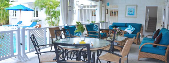 Villa Ca Limbo SPECIAL OFFER: Barbados Villa 228 Encircles A Large Central Pool Onto Which The Ground Floor Bedrooms And Terrace - Sunset Crest vacation rentals