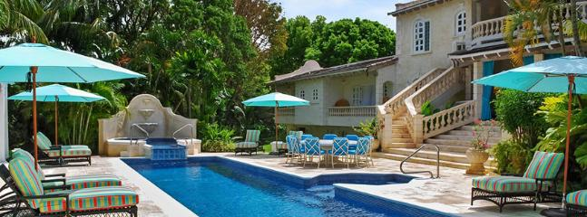 SPECIAL OFFER: Barbados Villa 3 Set In Large Beautifully Landscaped Gardens With An Enchanting Raised Jacuzzi And Plunge Pool. - Saint James vacation rentals