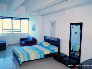 VERY NICE LOFT WITH MARVELOUS VIEW OVER THE CITY - Cartagena District vacation rentals