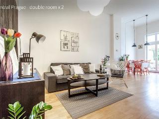 2 bedrooms city center apartment - Prague vacation rentals