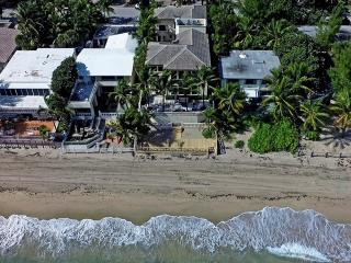 Malibu Mansion...oceanfront home on the sand. - Fort Lauderdale vacation rentals