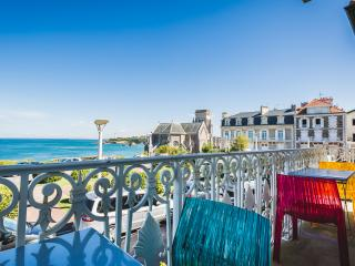 Contemporary Luxury Apartment w/ Ocean views - Biarritz vacation rentals
