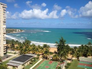 OCEAN FRONT AND CHARMING APARTMENT - Luquillo vacation rentals