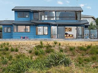 The Blue House - Papamoa vacation rentals