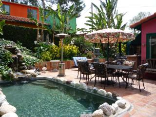 Hawaiian Hut guest house in tropical resort! - Los Angeles vacation rentals