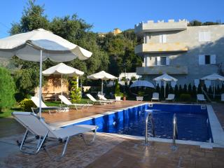 Studio Apartments in Villa Florika with Pool - 104 - Borsh vacation rentals