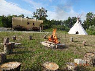 WesternCity Roulotte - Troyes vacation rentals
