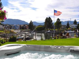 Tahoe Keys Waterfront~huge spa, dock in backyard - Echo Lake vacation rentals