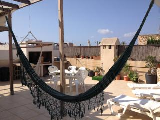 Casa Mia,large terrace at few steps from the beach - Ibiza vacation rentals