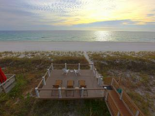 Aug 1-8 REDUCED! Beachfront Home at Pier Park - Panama City Beach vacation rentals