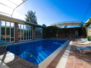 Villa Amada La Llacuna for 22 people, in the heart of Spanish wine country - La Llacuna vacation rentals