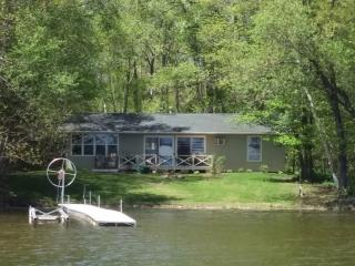 Beautiful level sand beach on Lac Courte Oreilles - Hayward vacation rentals