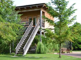 timber chalet on stilts - Brion vacation rentals