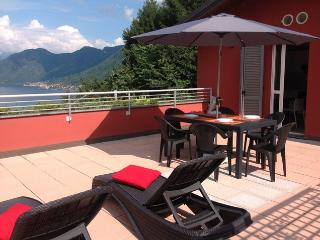 Apartment with amazing lake Como view - Argegno vacation rentals