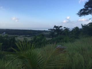 Located atop a Ridge with a commanding view of the Ocean and tropical vegetation. - Holetown vacation rentals