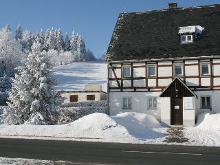 Ferienhaus am Skihang - Altenberg vacation rentals
